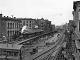 c. 1900 - The Bowery near Grand Street