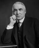 c. 1922 - Warren G. Harding
