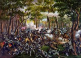 May 1864 - Battle of the Wilderness