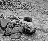 April 1, 1865 - Dead Confederate soldier