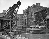 1907 - Jackknife bridge, up