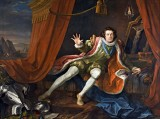 c. 1745 - David Garrick as Richard III