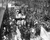 1908 - Suffragette parade