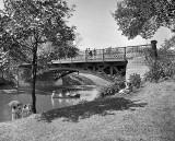 1905 - The bridge, Lincoln Park