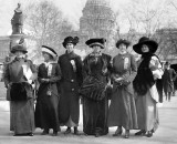 March 3, 1913 - Suffragettes