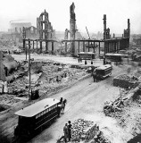 1871 - Aftermath of the Great Chicago Fire