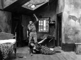 1922 - Characters Bill Sikes and Nancy in Oliver Twist