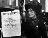 1913 - The Suffragette was published by the Women's Social and Political Union