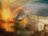 1841 - Burning of the Tower of London