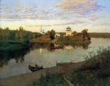 1892 - At vespers