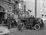 1921 - Firehouse, California Street