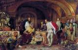 Ivan the Terrible showing his treasures