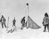 17 January 1912 - Amundsen's tent at the South Pole