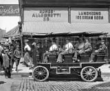 c. 1908 - Sightseeing