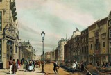 1843 - Piccadilly looking towards the City
