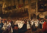 1863 - Marriage of the Prince of Wales with Princess Alexandra of Denmark