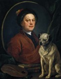 1745 - The Painter and His Pug