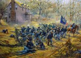 December 7, 1862 - Battle of Prairie Grove