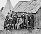 February 1863 - Commissary clerks