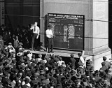 October 3, 1919 - Reporting game 3 of the World Series