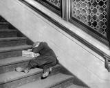 November 1912 - Asleep on the job