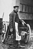 c. 1865 - Man with a pail