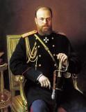 1886 - Tsar Alexander III