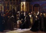 1666 - The revolt against the Solovetsky Monastery