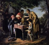 1862 - Tea time in Mytischi