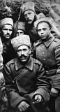 1914 - Russian soldiers