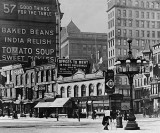 c. 1900 - 23rd Street at 5th Avenue and Broadway