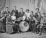 1914 - High School orchestra