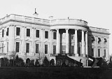 c. 1846 - Earliest known photo of the White House, Washington, D.C.
