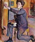 1921 - Alberto Giacometti