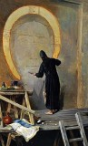 1885 - The monk-painter
