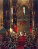 26 August 1856 - Prayers for the new tsar, Alexander II