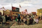 1873 - Easter Fair in Tula