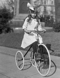c. 1915 - Tricycle