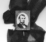 1865 - Lincoln Mourning Pin