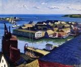 1916 - Fishing Port, Gloucester, Massachusetts