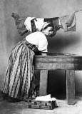 c. 1871 - Washerwoman