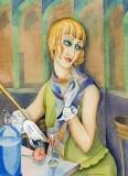 c. 1928 - Lili Elbe (The Danish Girl)