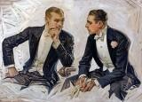 1911 - The Cluett Dress Shirt advertisement