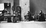 c. 1899 - Final scene of Chekov's Uncle Vanya