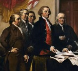 June 28, 1776 - Presenting a draft of the Declaration of Independence