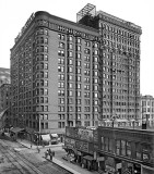 c. 1898 - Great Northern Hotel and office building