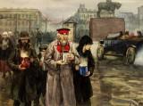 1918 - Starving in St. Petersburg
