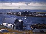 August 1911 - The Gulls, Monhegan, Maine