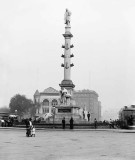 c. 1900 - Columbus Circle