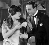 1922 - Gloria Swanson and Rudolph Valentino